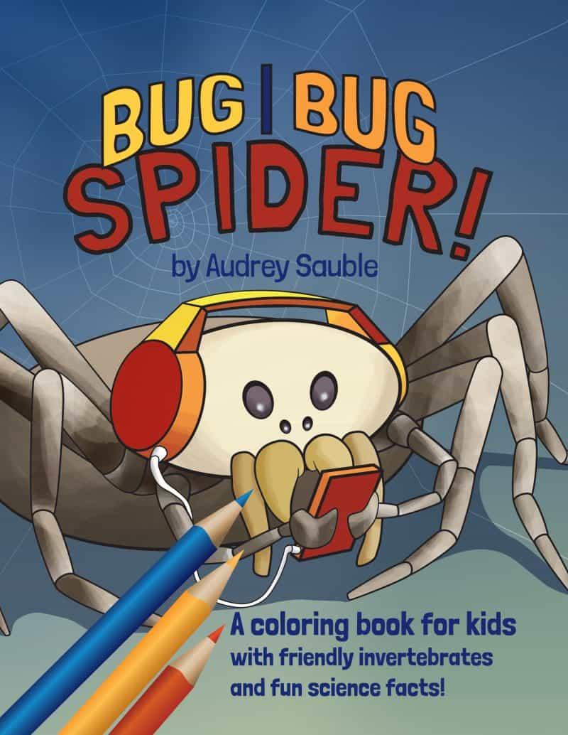 Cover for Bug, Bug, Spider! (Sample)