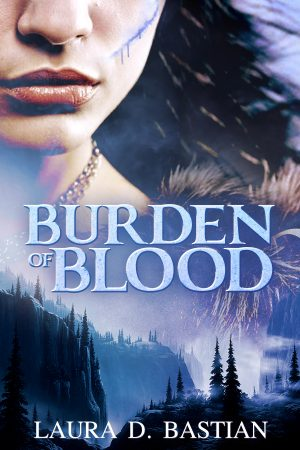 Cover for Burden of Blood