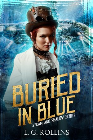 Cover for Buried In Blue