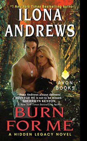 Cover for Burn for Me