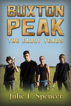 Cover for Buxton Peak: The Early Years