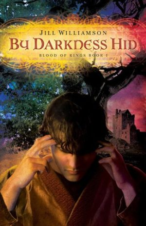 Cover for By Darkness Hid