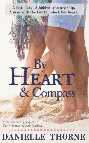 Cover for By Heart and Compass