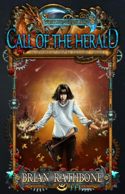 Cover for Call of the Herald