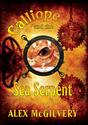 Cover for Calliope and the Sea Serpent