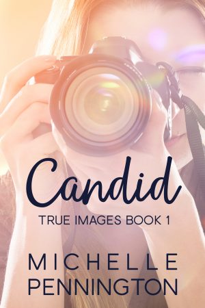 Cover for Candid