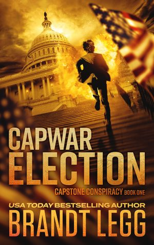 Cover for CapWar Election