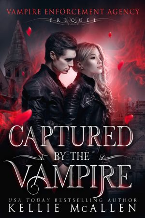 Cover for Captured By The Vampire