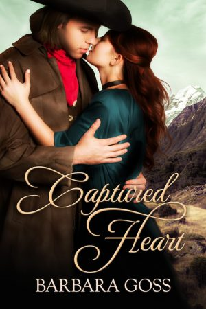 Cover for Captured Heart