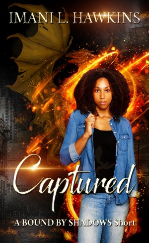 Cover for Captured