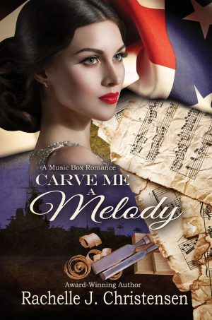 Cover for Carve Me a Melody