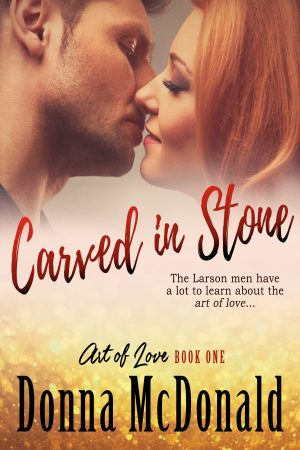 Cover for Carved in Stone