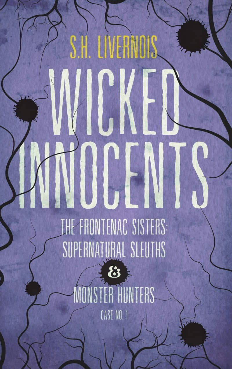 Cover for Wicked Innocents: Case No. 1