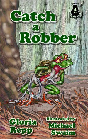 Cover for Catch a Robber