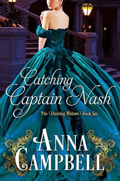 Cover for Catching Captain Nash