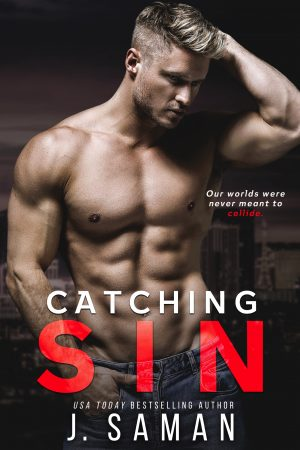 Cover for Catching Sin