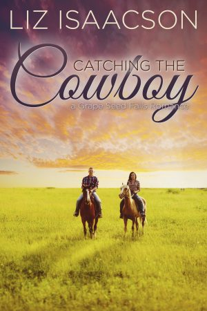 Cover for Catching the Cowboy