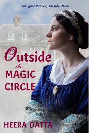 Cover for Catherine Dickens: Outside the Magic Circle