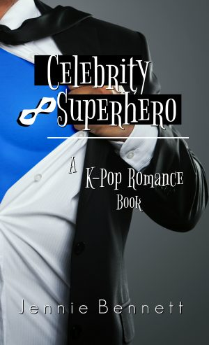 Cover for Celebrity Superhero