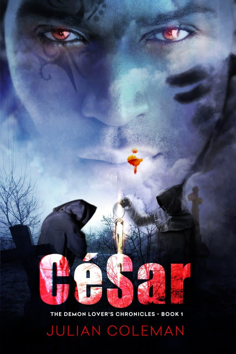 Cover for Cesar