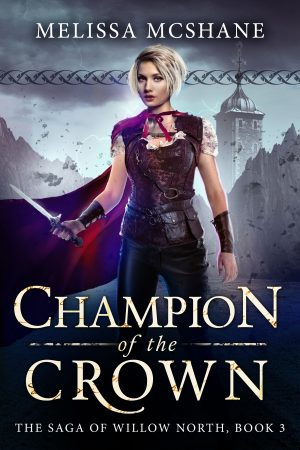 Cover for Champion of the Crown