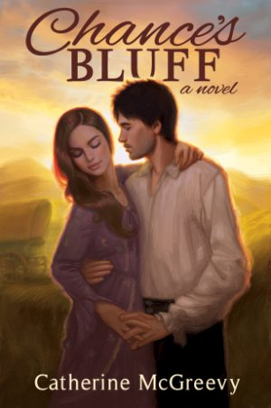 Cover for Chance's Bluff