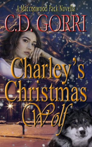 Cover for Charley's Christmas Wolf