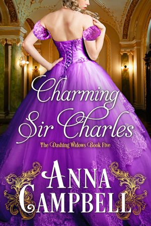Cover for Charming Sir Charles