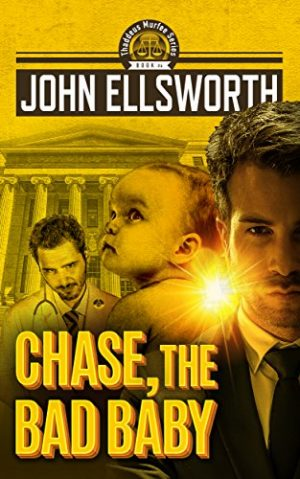 Cover for Chase, the Bad Baby