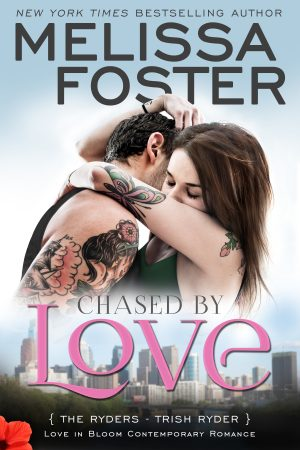 Cover for Chased by Love