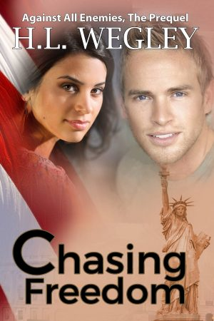 Cover for Chasing Freedom