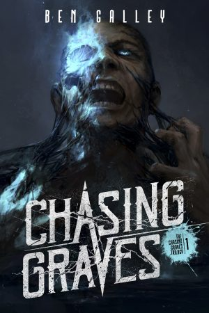 Cover for Chasing Graves