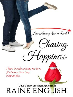Cover for Chasing Happiness