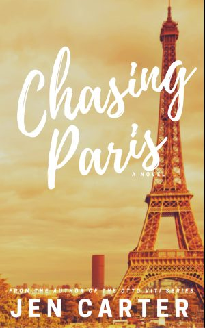 Cover for Chasing Paris