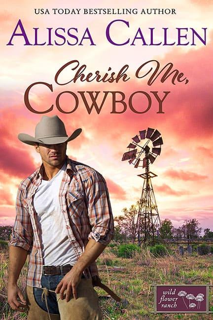 Free Kindle Romance Books - Cover for Cherish Me, Cowboy