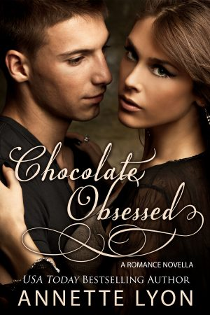 Cover for Chocolate Obsessed