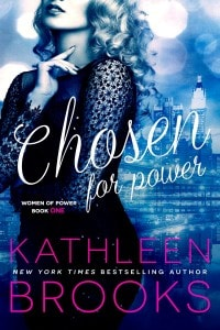 Cover for Chosen For Power