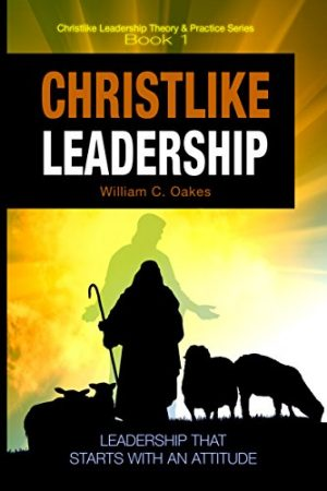 Cover for Christlike Leadership