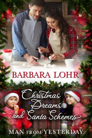 Cover for Christmas Dreams and Santa Schemes