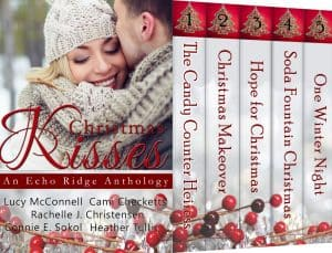 Cover for Christmas Kisses