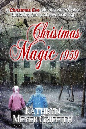 Cover for Christmas Magic 1959