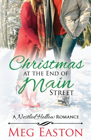 Cover for Christmas at the End of Main