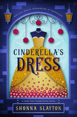 Cover for Cinderella's Dress