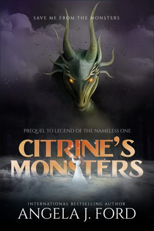 Cover for Citrine's Monsters