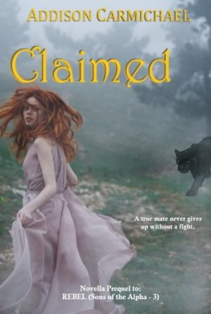 Cover for Claimed