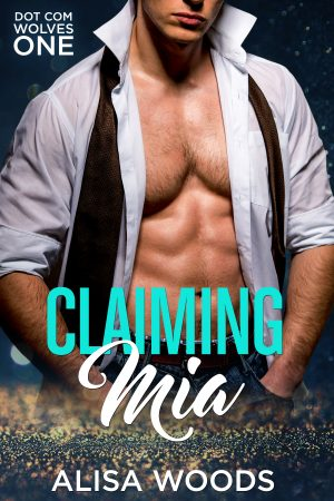 Cover for Claiming Mia