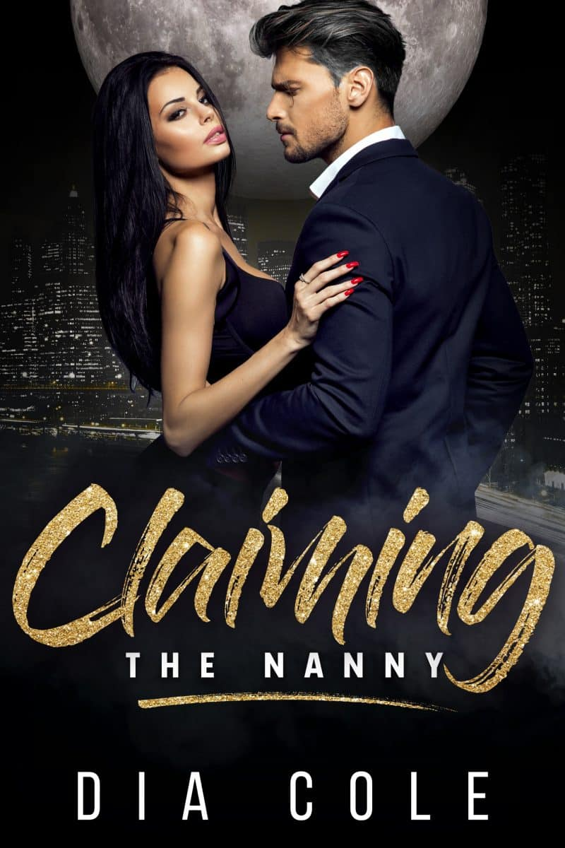 Cover for Claiming the Nanny