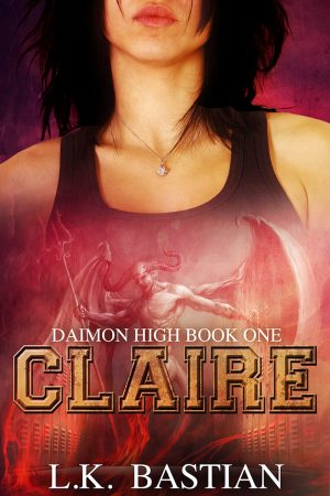Cover for Claire