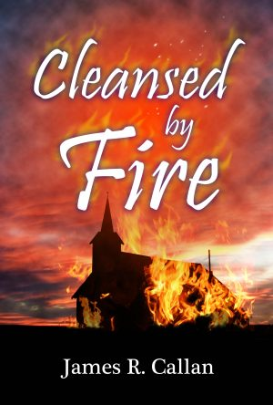Cover for Cleansed by Fire