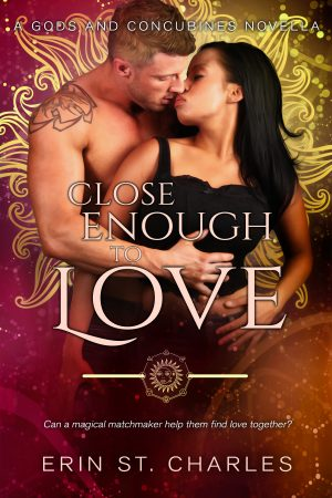 Cover for Close Enough to Love